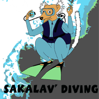 Sakalav' Diving diveshop Nosy Be